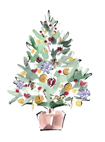 Dorchester Collection - Winter Illustrations