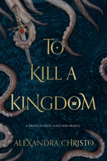 To Kill A Kingdom Cover