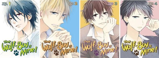 Manga Covers