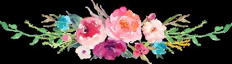 Floral Page Divider