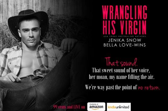 wrangling his virgin teaser 2