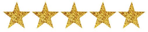 three Gold Stars