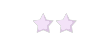 2 Star Rating purple